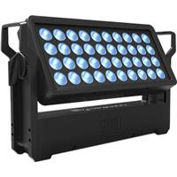 Image of CHAUVET Professional COLORado Panel Q40 15W Rectangular Wash Light, Incudes Powerkon Power Cord, Filter Lens and Omega Bracket, 2800 to 10000K Color Temperature