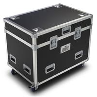 Compare Prices Of  CHAUVET Professional ROGUE R3 Wash Quad Fixture Road Case with Cable Slot