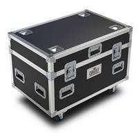 Image of CHAUVET Professional ROGUE R1 Wash 6 Fixture Road Case with Cable Slot