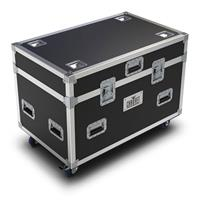 Image of CHAUVET Professional ROGUE R2 Wash 6 Fixture Road Case with Cable Slot