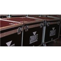 Image of CHAUVET Professional OVATION B2805FC 6 Fixture Road Case with Cable Slot
