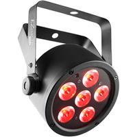 Image of CHAUVET DJ EZpar T6 USB Tri-Color RGB LED Wash Light with IRC-6 Remote Control