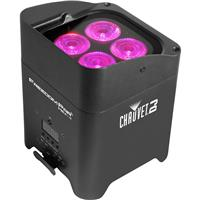 Compare Prices Of  CHAUVET DJ Freedom Par-Hex 4 LED Light with Power Cord and IRC6, 6/8/12 DMX Channels, 3-pin XLR Connectors, 1372 lux Illuminance at 2m, Black