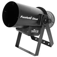 Image of CHAUVET DJ Funfetti Shot Confetti Launcher with FC-W Wireless Receiver and Transmitter