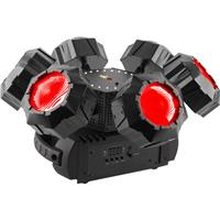 Compare Prices Of  CHAUVET DJ Helicopter Q6 - Rotating Multi-Effects Light with Laser (RGBW)