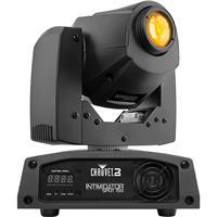 Image of CHAUVET DJ Intimidator Spot 155 Gobo/Strobe Mobile LED Head, 6 or 11 DMX Channel, 3-Pin XLR DMX Connector, 1x 32W LED