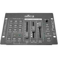 Image of CHAUVET DJ Obey 3 DMX Controller for LED Lights, 3 Channels, 3-pin XLR Connector