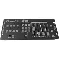 Image of CHAUVET DJ Obey 4 DMX Controller for LED Wash Lights, 16 Channels, 3-pin XLR Connector