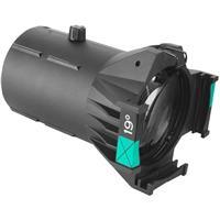 Image of CHAUVET Professional 19deg. Ovation Ellipsoidal HD Lens Tube without Light Engine, Includes Gel Frame, Black