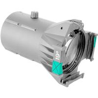 Image of CHAUVET Professional 19deg. Ovation Ellipsoidal HD Lens Tube without Light Engine, Includes Gel Frame, White
