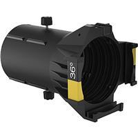 Image of CHAUVET DJ 36deg. Ovation Ellipsoidal HD Lens Tube without Light Engine, Includes Gel Frame, Black