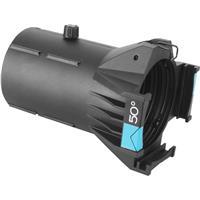 Image of CHAUVET DJ 50deg. Ovation Ellipsoidal HD Lens Tube without Light Engine, Includes Gel Frame, Black