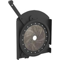 Image of CHAUVET Professional Drop-in Iris for Ovation E-260WWIP and E-260WW/CW Ellipsoidal Fixtures