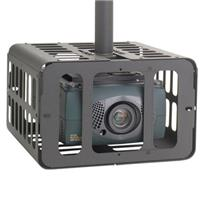 Image of Chief PG2A Small Projector Security Cage, Black