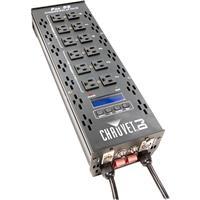 Image of CHAUVET DJ Pro-D6 6-channel DMX-512 Dimmer/Switch Pack, 6 DMX Channels, 3-pin DMX Connector