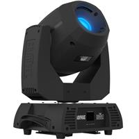 Image of CHAUVET Professional Rogue R1X Spot 170W LED Moving Head Light Fixture with Gobos, Includes powerCON Power Cord and 2x Omega Brackets, 9491K Color Temperature