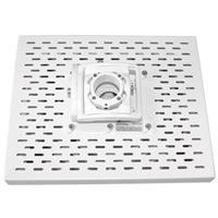 Image of Chief RPMA1 Elite Projector Security Mount with Lock A, White