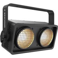 Image of CHAUVET DJ Shocker 2 Dual Zone Blinder Wash Light with Warm White 85W COB LEDs, 3200K Color Temperature