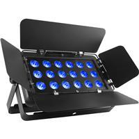 Compare Prices Of  CHAUVET DJ SlimBANK T18 USB RGB LED Wash Light, 3, 5, 9 or 13 DMX Channel, 3-Pin XLR DMX Connector, 18x Tri-Color RGB LED