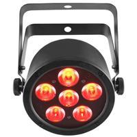 Image of CHAUVET DJ SlimPACK T6 USB Package - 4 SlimPAR T6 USB Wash Lights, Cables, and Case