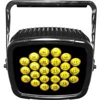 Image of CHAUVET DJ SlimPANEL Tri 24 IP LED Light Fixture, 3/4/5/9 DMX Channels, 3-pin DMX Connectors, 5850 lux Illuminance at 2m
