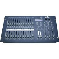 Image of CHAUVET DJ Stage Designer 50 24-Channel Dimming Console, 48 DMX Channels, 3-pin and 5-pin XLR DMX Connectors, 6U Rackmount