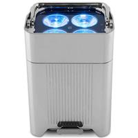 Image of CHAUVET Professional Well Fit 10W Wash LED Fixture with Charging Case, Pack of 6