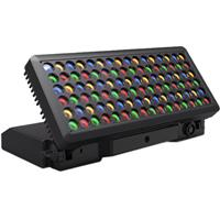 Image of CHAUVET Professional WELL Pad 1-3W Outdoor LED Wash Light, Includes Charging Case and powerCON Power Cable with Edison Plug, 4 Pack