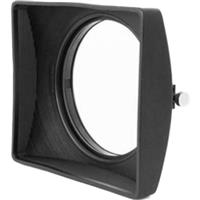 Image of Cavision LH100MW Lens Hood for Wide Angle Lens with Metal Back Mount