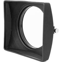 Image of Cavision LH100PW Lens Hood for Wide Angle Lens with Plastic Back Mount