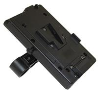Image of Cavision Battery Mount for Sony V-lock Type Battery with 19mm Rods Bracket, Horizontal Configuration