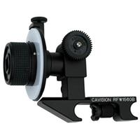 Image of Cavision Cavision Mini Single Wheel Follow Focus with Fujinon Gear for Prosumer & Mini-DV Cameras - Attaches to Standard 15mm Rods - for use with Cavision Gear Rings