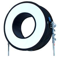 """Compare Prices Of  Chimera 1920 RingMAXX, 48"""" Ring Light Shaped Soft Box for Continuous Output Lights"""