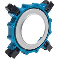 Image of Chimera 4-Pole Rotating Aluminum Quick Release Speed Ring for Hensel Lights with EH Mounting System