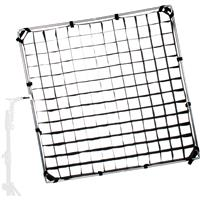 Image of Chimera 4x4' Panel Fabric Egg Crate Kit with Panel Frame and Panel Clamp, 50 Degree Grid