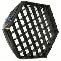Image of Chimera Lightools Ez[POP] 50 Degree Soft Egg Crate Fabric Grid for Octaplus 5' Lightbanks, 5'