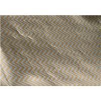 """Image of Chimera 42x72"""" Fabric for Frame/Panel Reflectors, Silver Gold Zebra/Soft White"""