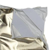 """Image of Chimera Silver/Gold / Soft White Fabric for 42x82"""" Panel Frame"""