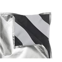 """Image of Chimera Silver/Black Fabric for 48 x 72"""" Panel Frame"""
