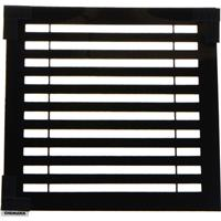 """Image of Chimera Window Pattern for 24x24"""" Micro Frame, Horizontal Blinds, Requires Holder 5305"""