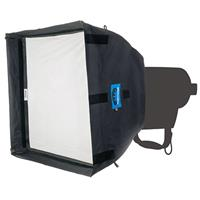 """Image of Chimera Low Heat Video Pro LED Lightbanks, 4x Poles, Removable 1/8 Grid Baffle, 1/8 Grid Front Screen, Small, 24x32"""""""