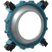 """Image of Chimera 5.25"""" Circular Quick Release Speed Ring for Video Pro Series Softboxes"""