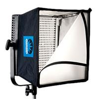 """Compare Prices Of  Chimera LED Lightbank for Litepanels 1x1' LED Panel (14.75x14.75x7"""") with Speed Ring and Removable Front Face"""