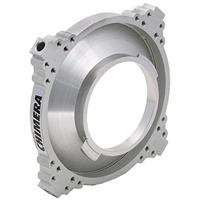Image of Chimera Chimera Aluminum Mounting Speed Ring for Broncolor Pulso, Flashman & Primo Flashes.