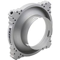 Image of Chimera Aluminum Mounting Speed Ring for Comet CA & CX Strobes.