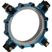 Image of Chimera Metal Quick Release Rotating Speed Ring for Dyna-Lite.