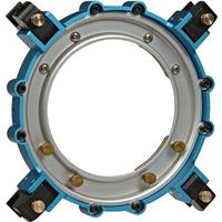 Image of Chimera Metal Quick Release Speed Ring for Lowel Omni Light
