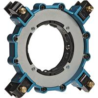 Image of Chimera Metal Quick Release Speed Ring for Speedotron 202VF, 206 & Force 10 Units.