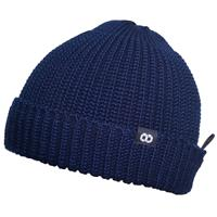 Image of Cooph Beanie KNIT Headwear Camera Pouch, One Size, Navy