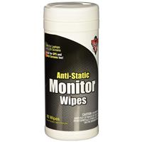Image of Falcon Anti-Static Monitor Wipes, 80 Count, 2-Pack